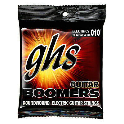 GHS Guitar Boomers Thick N Thin 10-52 Electric Guitar Strings