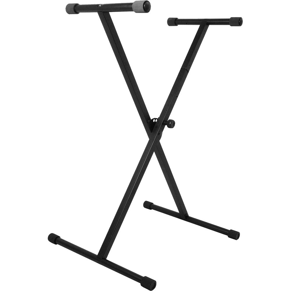 On-Stage KS7190 single X keybaord stand