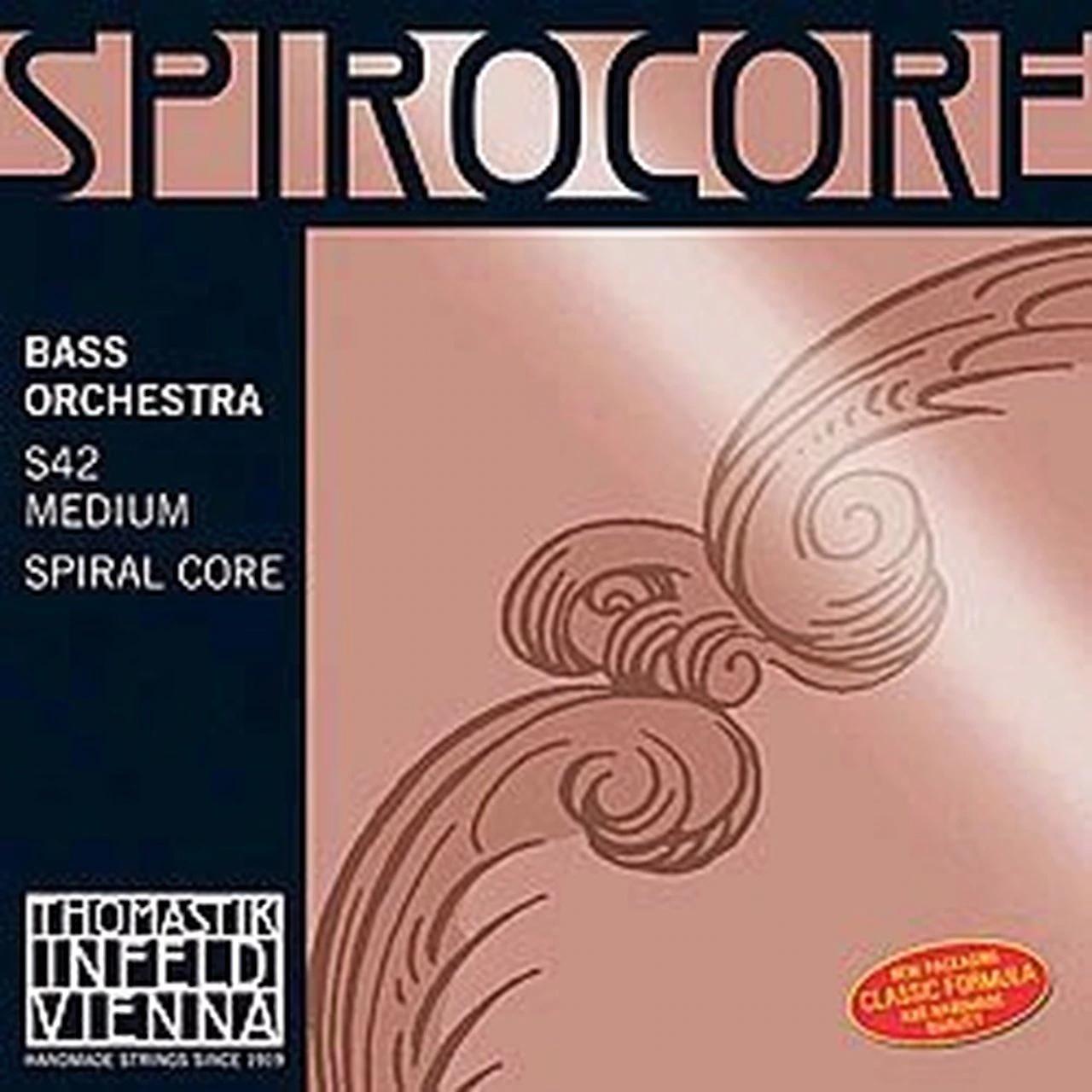 Spirocore Bass A 1/2