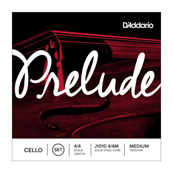 Prelude Cello 4/4 string set