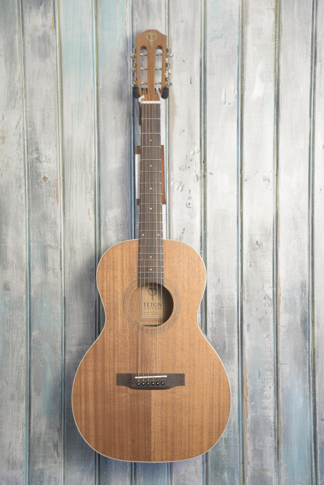 Teton STS105NT Cedar/Mahogany Dreadnought Natural