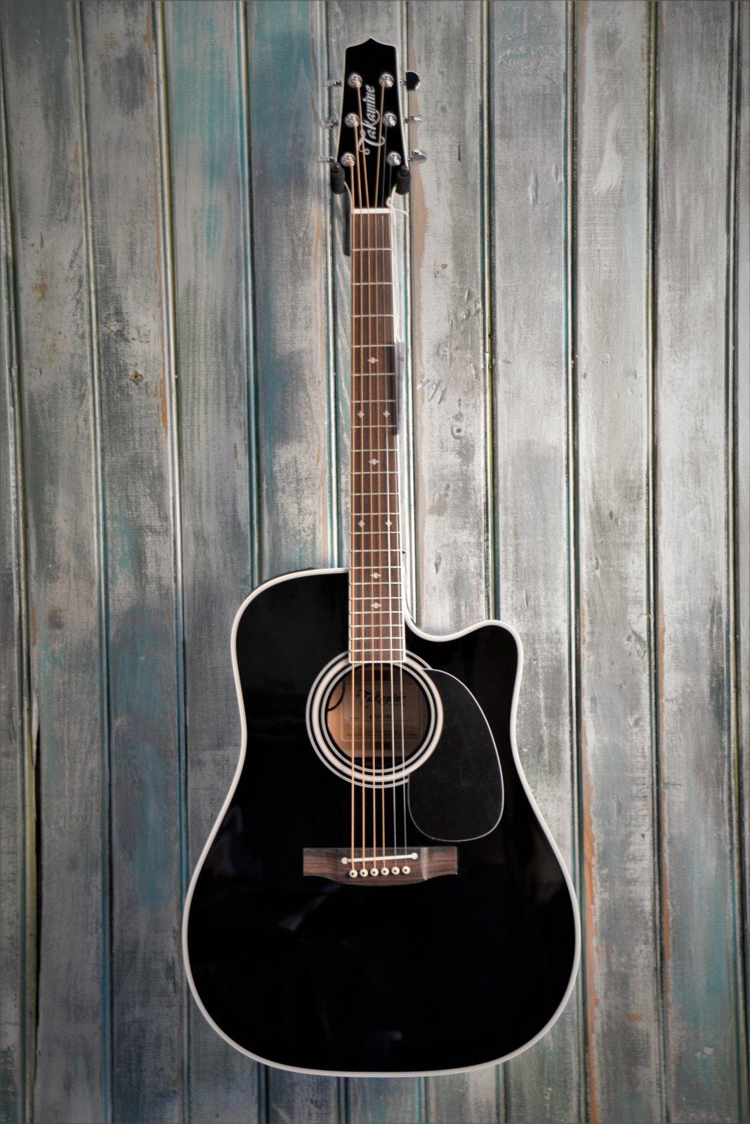 Takamine EF341SC Dreadnought Acoustic-Eletcric Guitar