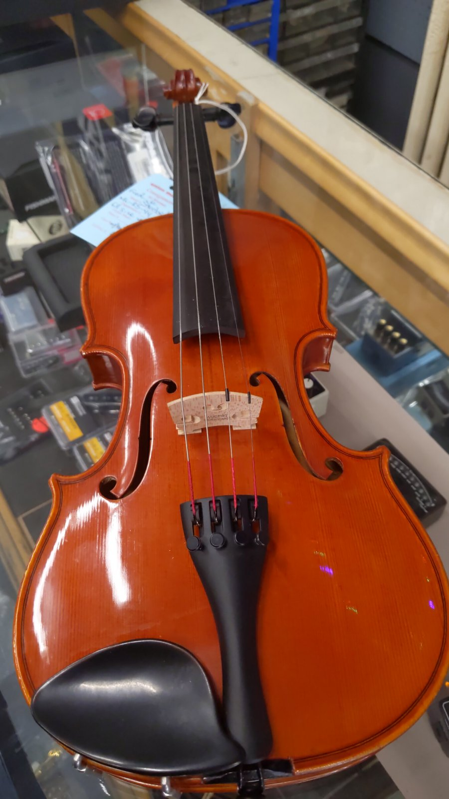 Strobel 4/4 Violin