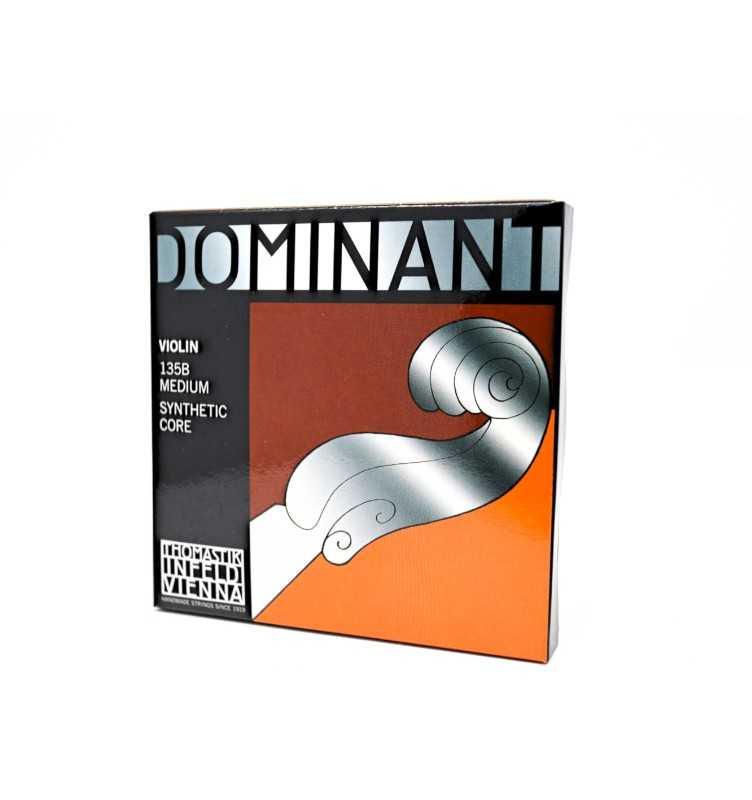 Dominant Violin Set - Tin-Plated E