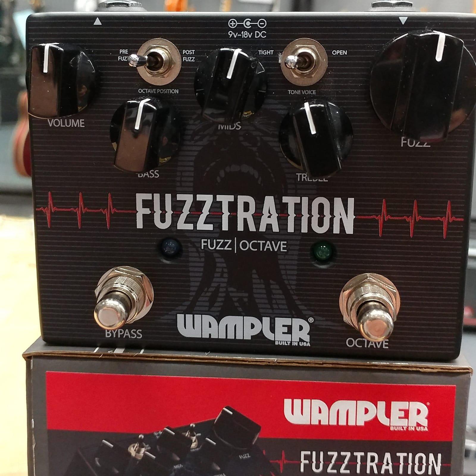 Wampler Fuzztration Pedal