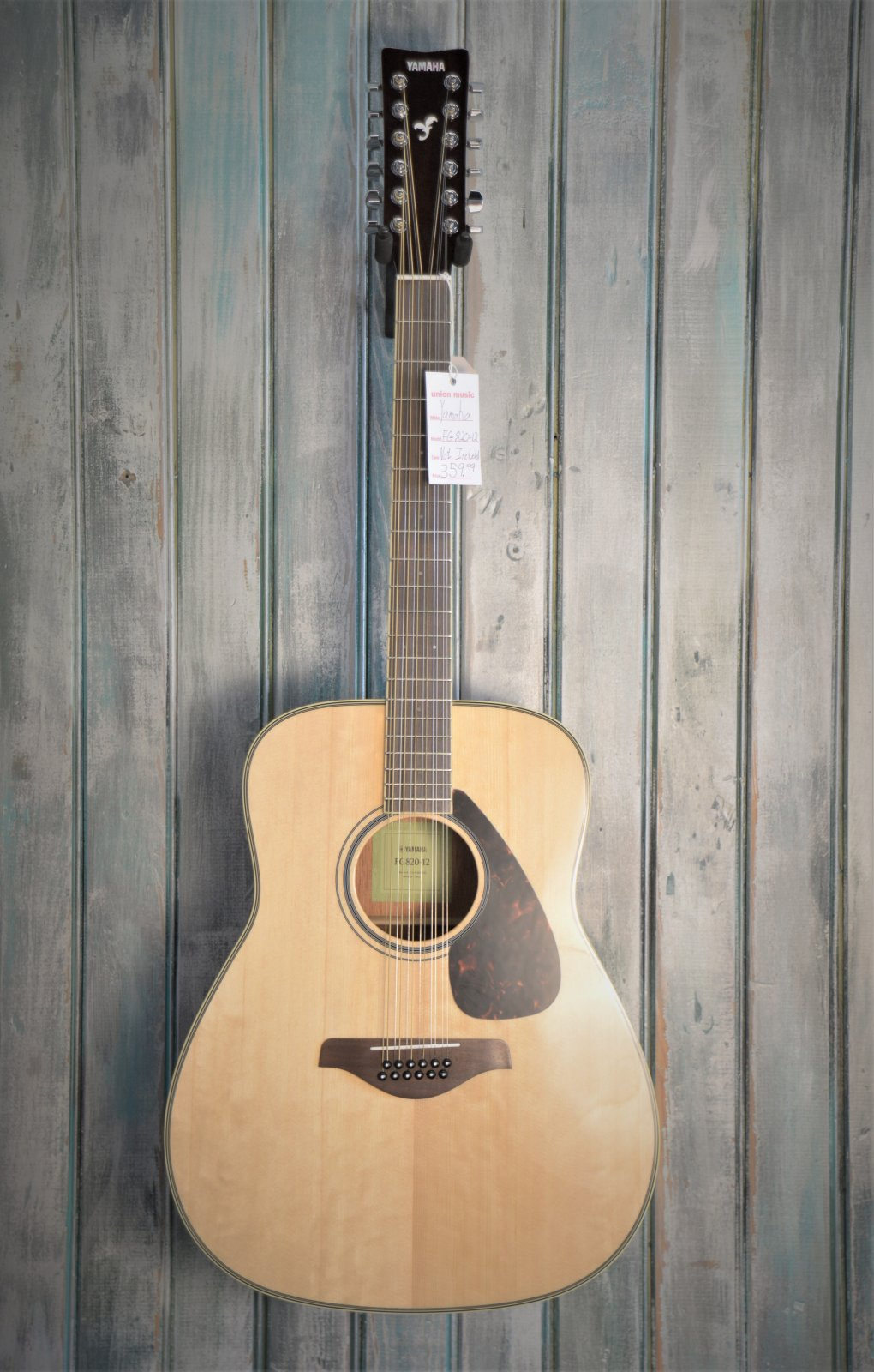 Yamaha FG820-12 12-string Dreadnaught