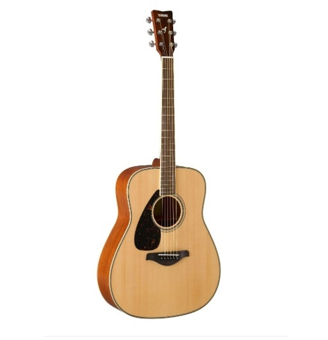 Yamaha FG820 left handed acoustic
