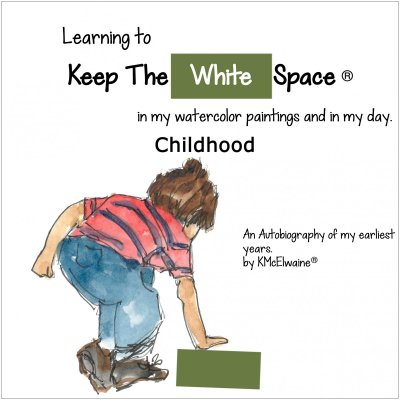 Learning to Keep The White Space as a Child
