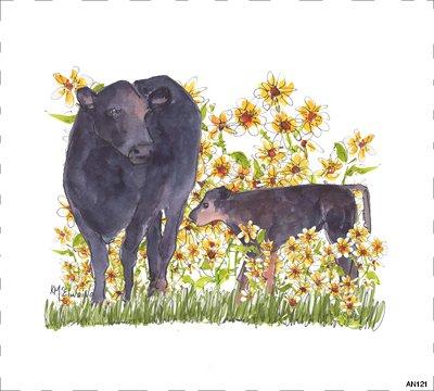 Cow AN121