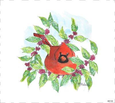 Bird Red BD130