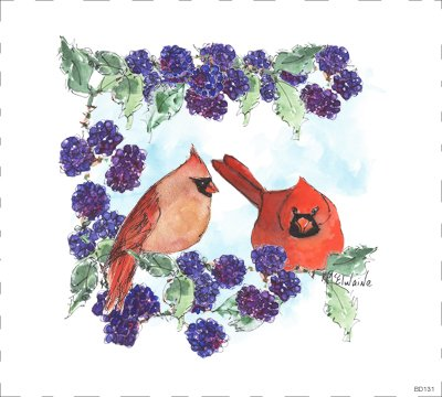 Bird Red BD131