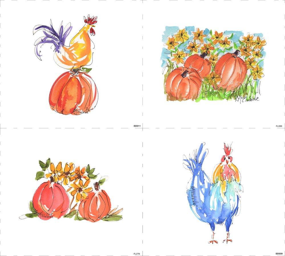 CFQ105 Chickens