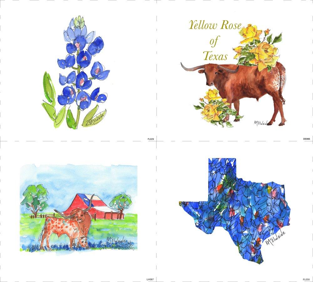 CFQ116 Texas