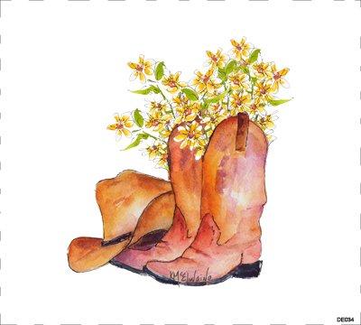 Rodeo Boots DE034