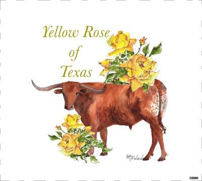 TX Rose DE065