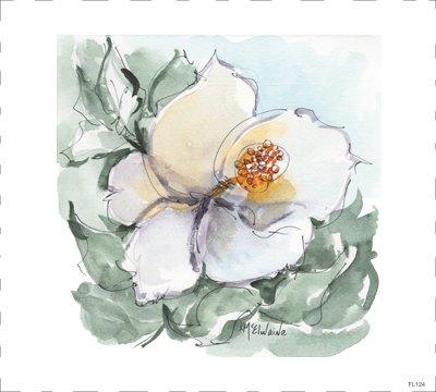 Flower Magnolia FL124