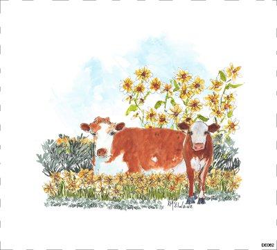 Cow DE062