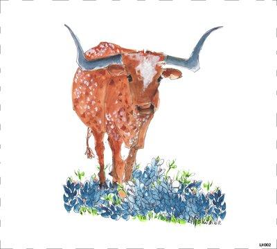 Cow LH002