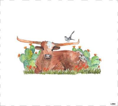 Cow LH004