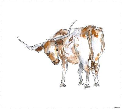 Cow LH033