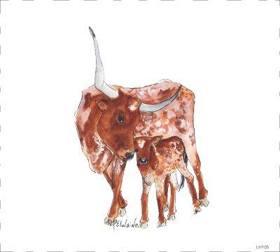 Cow LH103