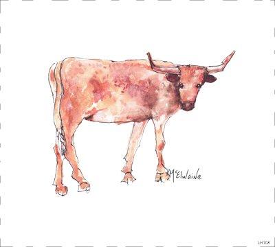 Cow LH108