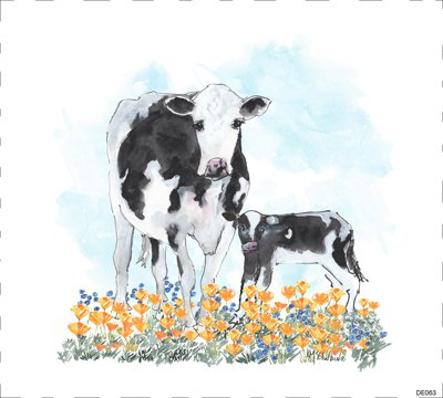Cow DE063