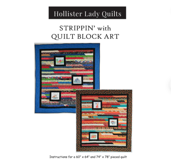 Hollister Lady Quilts
