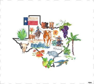 TX Flag PE081