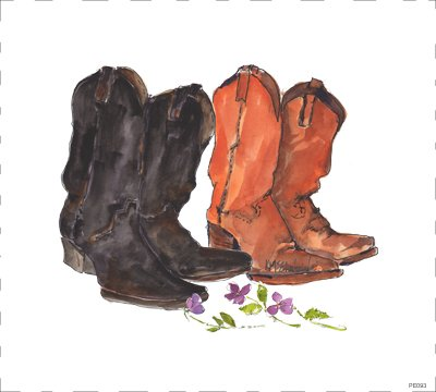 Rodeo Boots PE093