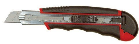 Excel Heavy Duty Soft Handle Snap Blade Knife
