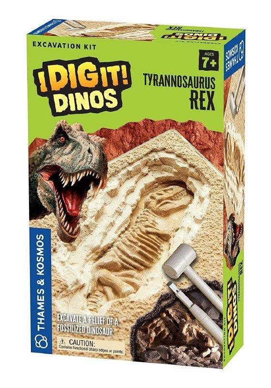T. Rex Excavation Kit,  I Dig It! Kits