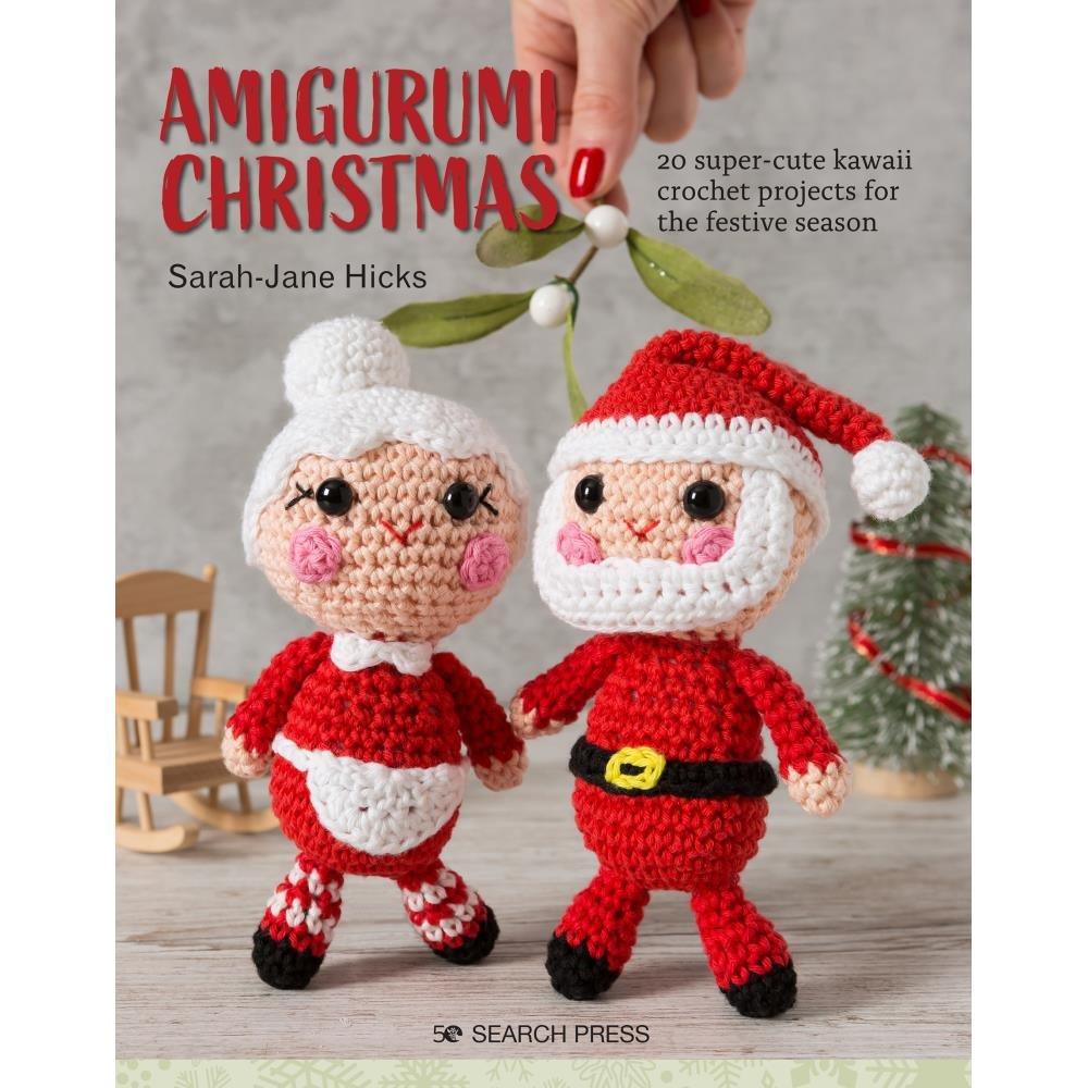 Amigurumi Christmas, Search Press