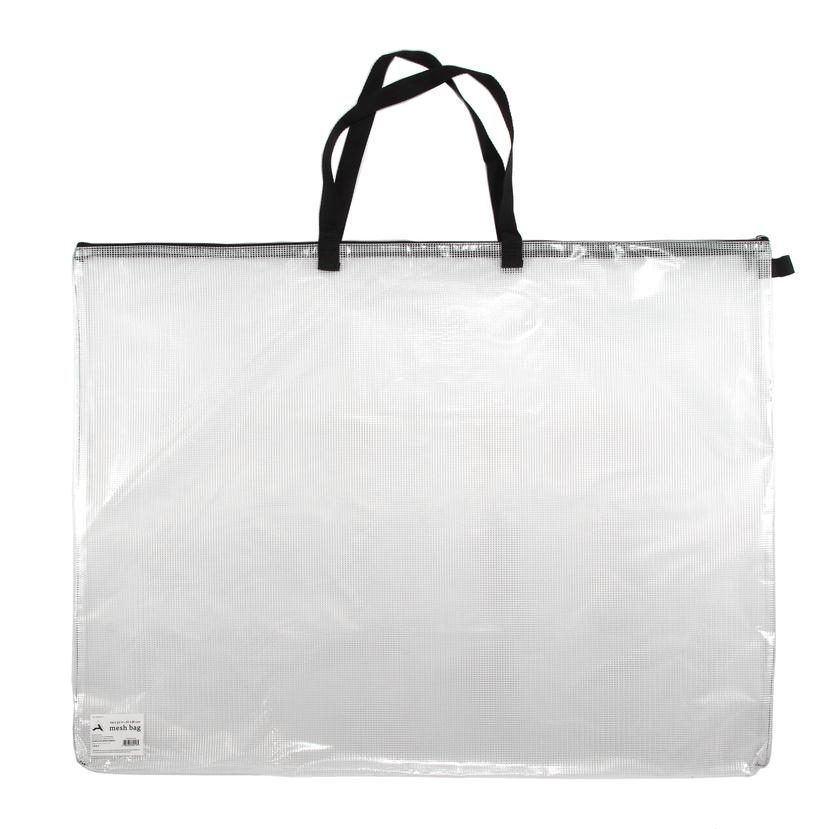 MESH BAG CLEAR 24X32