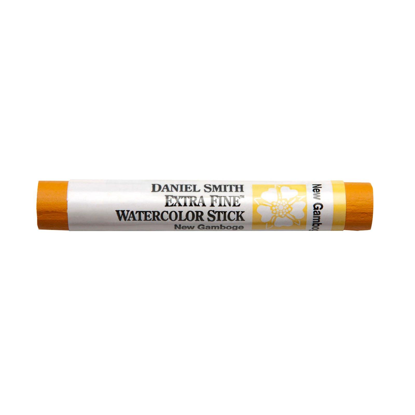 Extra-Fine Watercolor Sticks, New Gamboge - 12ml Stick