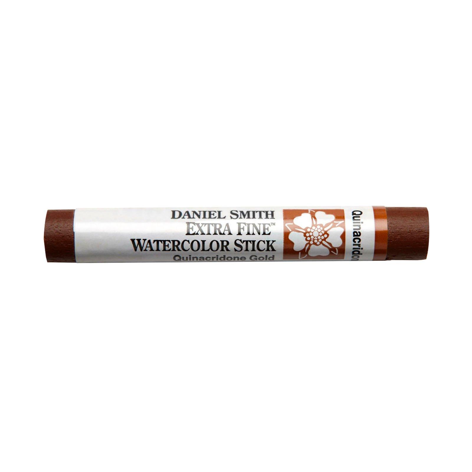 Extra-Fine Watercolor Sticks, Quinacridone Gold - 12ml Stick
