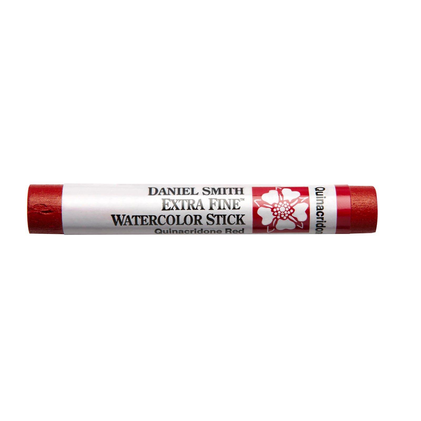 Extra-Fine Watercolor Sticks, Quinacridone Red - 12ml Stick