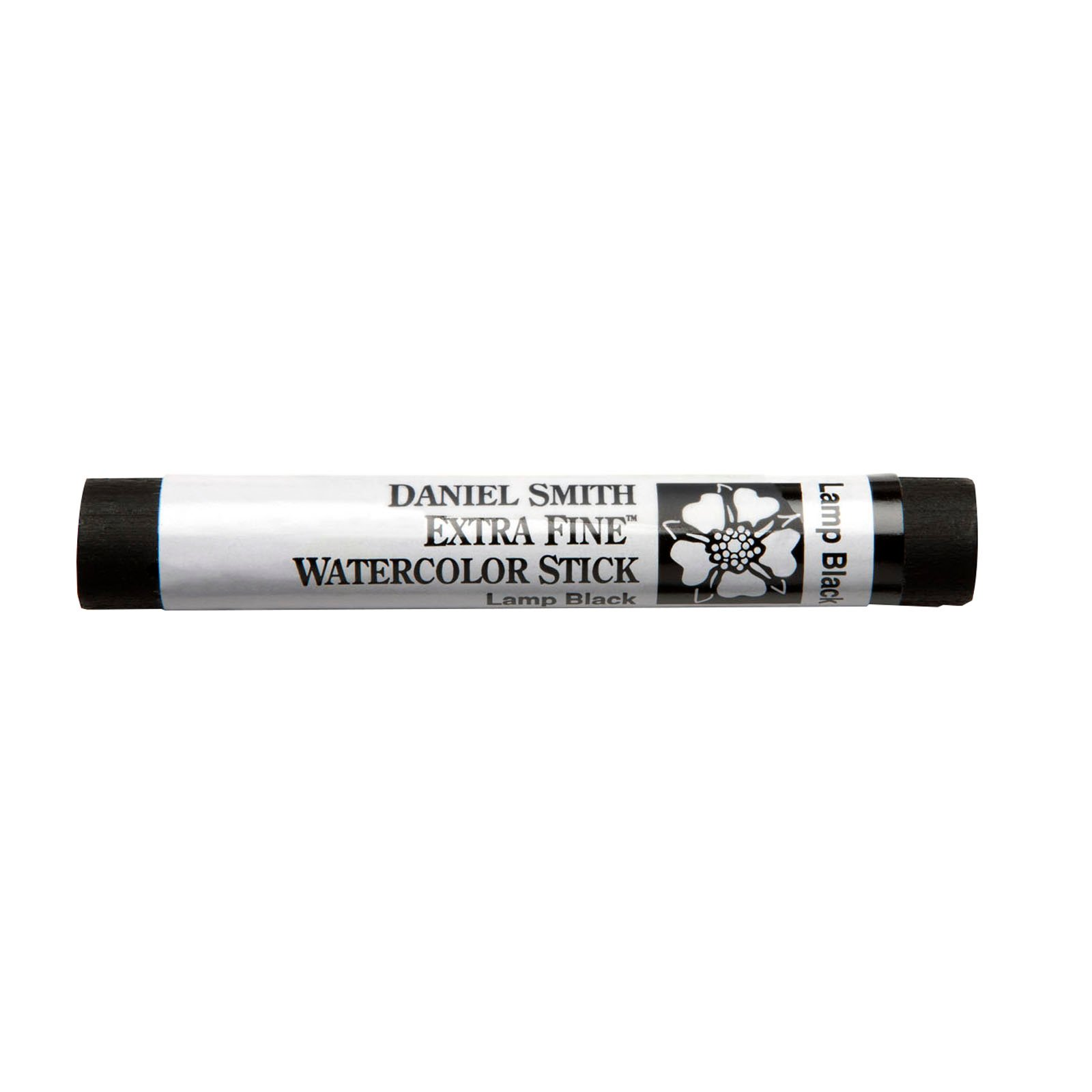 Extra-Fine Watercolor Sticks, Lamp Black - 12ml Stick
