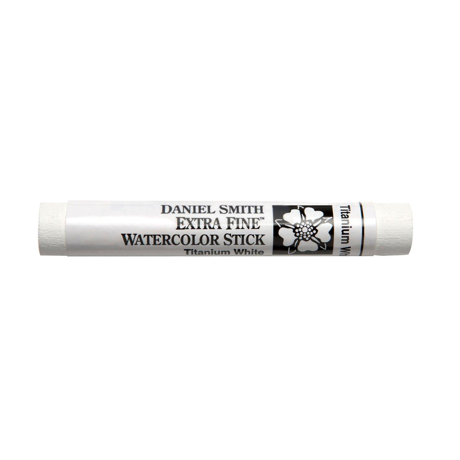 Extra-Fine Watercolor Sticks, Titanium White - 12ml Stick