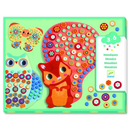 Millefiori Sticker Mosaic Collage Kit