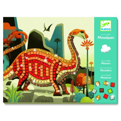 Djeco Dinosaurs Mosaic Kit