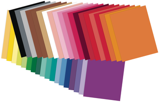Tru-Ray Construction Paper, 9 x 12, Assorted Colors