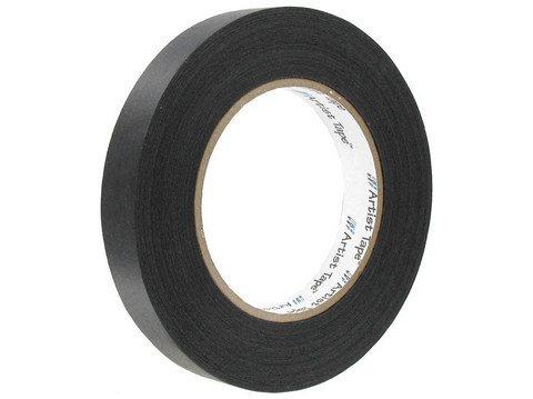 PRO ARTIST PAPER TAPE BLACK 3/4 INCH X 60 YARDS