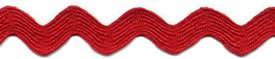 Ric Rac Size 41, Red 180