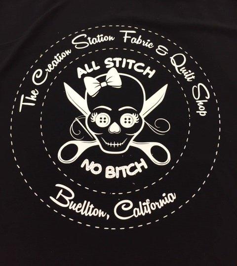 All Stitch No Bitch T-Shirt