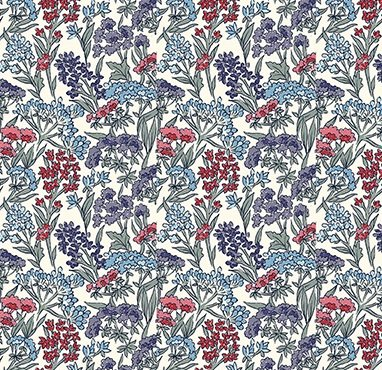 Yorkshire Meadow C by Liberty Fabrics for Riley Blake
