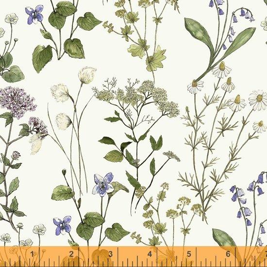 Meadow Sweet in Linen