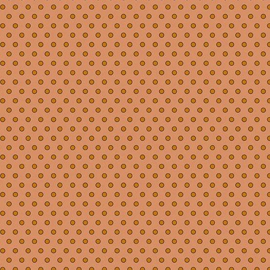 Dot Dot Dot in Orange