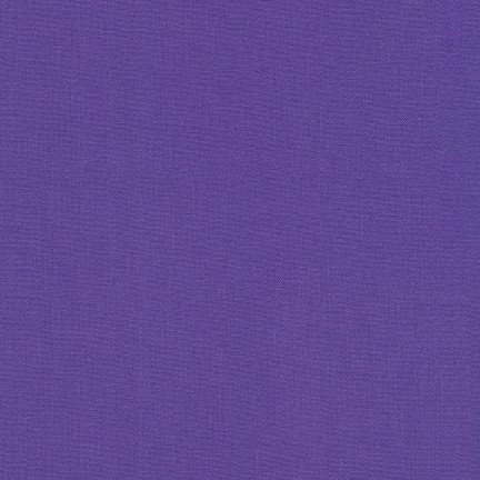 Bright Periwinkle - Kona Cotton Solid