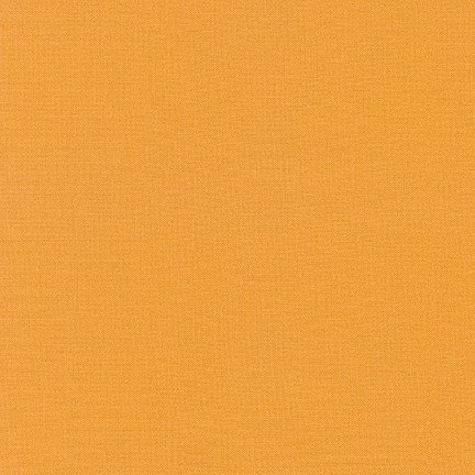 Butterscotch - Kona Cotton Solid